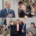 Ружицкий встретился с жителями: парковки, дворы и получение жилья
