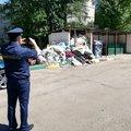 Незаконные навалы отходов выявили в Люберцах