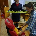 Будущим водителям напомнили об использовании автокресла для детей в Люберцах