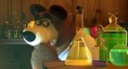 Фотография из фильма Маша и Медведь. Трудно быть маленьким и другие истории
