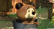 Фотография из фильма Маша и Медведь: Трудно быть маленьким