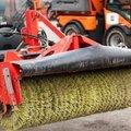 Более 210 кубометров мусора вывезли с региональных дорог Люберец за неделю