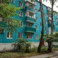 Фасад обновили у дома на улице Строителей в Люберцах