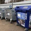 Более 30,6 тыс кубометров отходов вывезли с контейнерных площадок Люберец за неделю