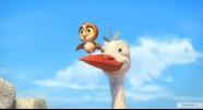Фотография из фильма Трио в перьях