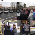 Люберецкий район получил 5 новых автобусов