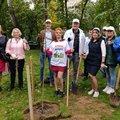 Экоакция по посадке леса прошла более чем на 70 площадках в Люберцах