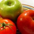 Незаконные яблоки и томаты уничтожили в Люберцах