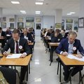 Терюшков и Ружицкий приняли участие в «Диктанте Победы» в Люберцах