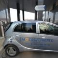 В Люберецком районе появилась заправка-«зарядка» для электрокаров