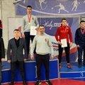 Спортсмены из Люберец завоевали бронзу на первенстве Подмосковья по вольной борьбе