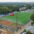 Обновленный стадион «Электрон» торжественно открыли в поселке Красково