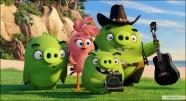 Фотография из фильма Angry Birds в кино