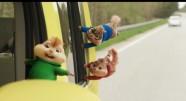 Фотография из фильма Элвин и бурундуки: грандиозное бурундуключение