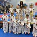 141 медаль завоевали спортсмены Люберец на чемпионате и первенстве по тхэквондо