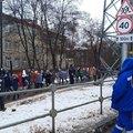 Более 20 тыс человек эвакуировали из школ Люберец 19 февраля
