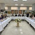 Круглый стол с активом женских общественных организаций прошел в Люберцах