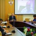 Владимир Ружицкий провёл еженедельное оперативное совещание