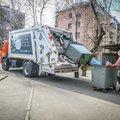 Более 35 тыс куб м отходов вывезли с контейнерных площадок Люберец за неделю