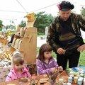 Более 30 развлекательных площадок открыты для жителей Люберец в День города