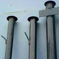 Металлические столбы по низким ценам
