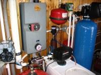 Водоснабжение загородного дома под ключ; ВЗУ; бурение скважин на воду;