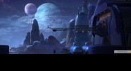 Фотография из фильма Рэтчет и Кланк: Галактические рейнджеры