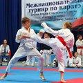 Сборная Московской области вошла в тройку лидеров Межнационального турнира по карате