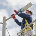 В Люберцах работы по установке светильников на улицах проведут по 21 адресу