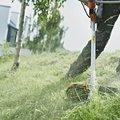 17 тыс кв м придорожной полосы окосили в Люберцах за неделю