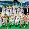 Воспитанники спортшколы Люберец получили путевку на Всероссийский турнир по баскетболу