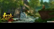 Фотография из фильма Кунг-Фу кролик: повелитель огня