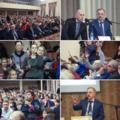Ружицкий и Габдрахманов пообщались с жителями района
