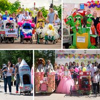 Парад колясок-2019 пройдет в Люберцах 1 июня!
