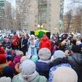 Владимир Ружицкий пригласил горожан заниматься зимними видами спорта во дворах