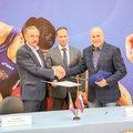 Люберцы будут сотрудничать с Федерацией спортивной борьбы России