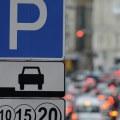 Платные парковки за МКАДом отложили в долгий ящик