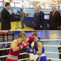 Российский турнир по боксу стартовал в Люберцах в 26-й раз