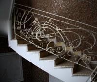 Ворота  решетки перила лестницы