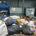 Почти 30 навалов мусора убрали в Люберцах за неделю