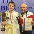 Юный спортсмен из Люберец выступит на международных соревнованиях по киокусинкай