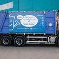 Почти 32,3 тыс куб м отходов вывезли с контейнерных площадок Люберец за неделю
