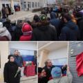 В Люберцах открыли пятую мемориальную доску в память павших воинов