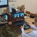Школьникам Люберец рассказали о профессии оператора беспилотных летательных аппаратов