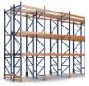 Делаем монтаж складских стеллажей вашего отсеке.