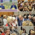 Ружицкий впервые в 2016 году пообщался с жителями района