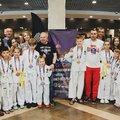 Люберчане завоевали 52 медали на всероссийских соревнованиях по тхэквондо