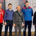 Мастеру спорта РФ по боксу и тренеру Люберец вручили знаки отличия «Спортивная доблесть»
