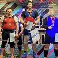 Тяжелоатлеты Люберец выиграли 4 медали на первенстве региона