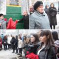 В Люберцах открыли четвертую мемориальную доску в память о погибшем в Чечне